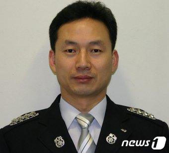김성수 소방장(43).(용산소방서 제공)/뉴스1 © News1