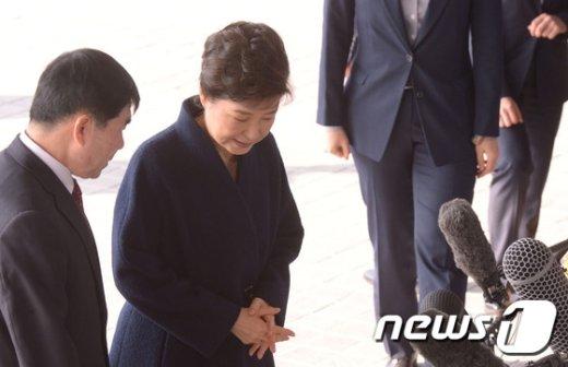 [사진]박근혜 '국민께 송구'