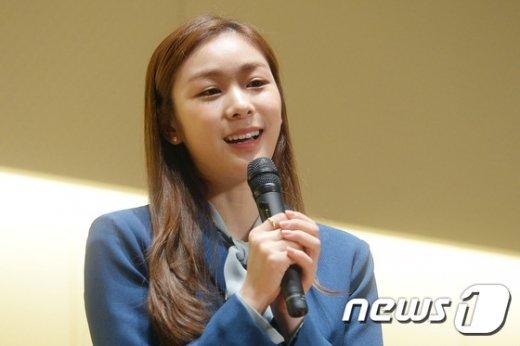 [사진]김연아 '평창 동계올림픽 성공 개최를 위해...'