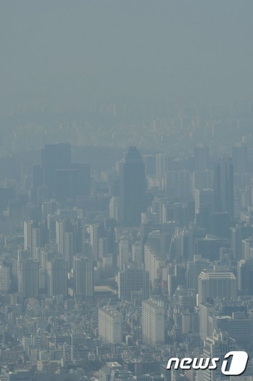 [사진]회색빛 도시