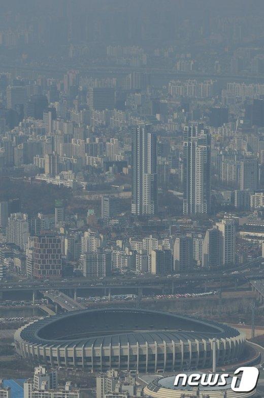 [사진]회색 도시