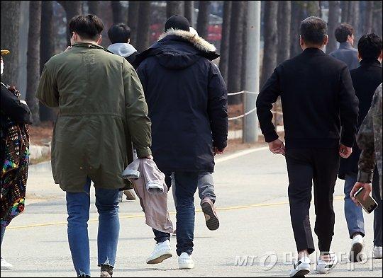 [★화보]'입대'서인국, 잠시만 안녕