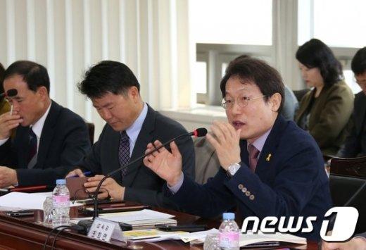 [사진]'중학교 협력종합예술활동 운영 논의'
