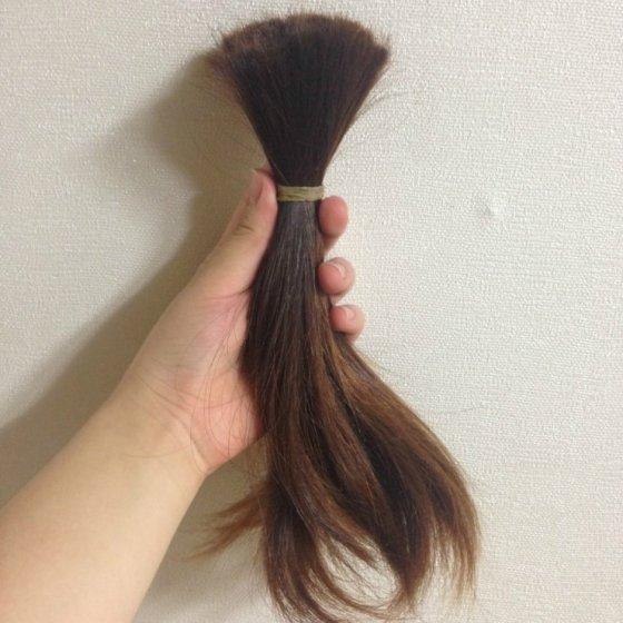 머리카락 30가닥의 나비효과가 소아암 환자들에겐 밝은 미소로