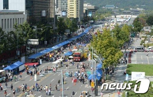 '자료사진. 2016.9.25/뉴스1 © News1 오대일 기자