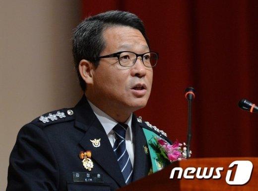 김정훈 서울지방경찰청장. /뉴스1 © News1 박지혜 기자