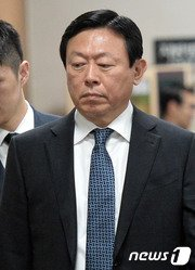 신동빈 롯데그룹 회장. 2017.4.12/뉴스1 © News1 이재명 기자