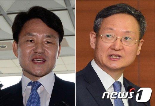 [사진]이금로 법무부 차관, 봉욱 대검 차장