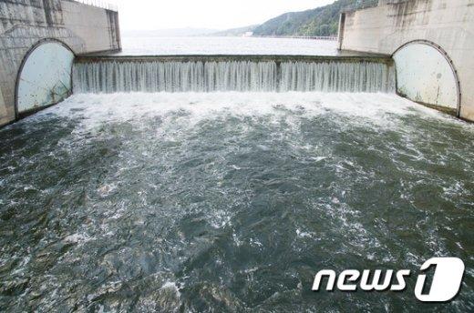 [사진]낙동강 물이 콸콸콸
