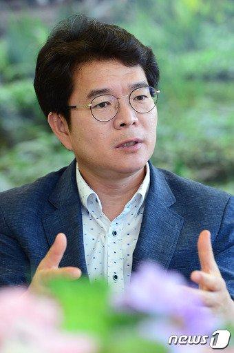 정원오 성동구청장 2016.8.4/뉴스1 © News1 임세영 기자