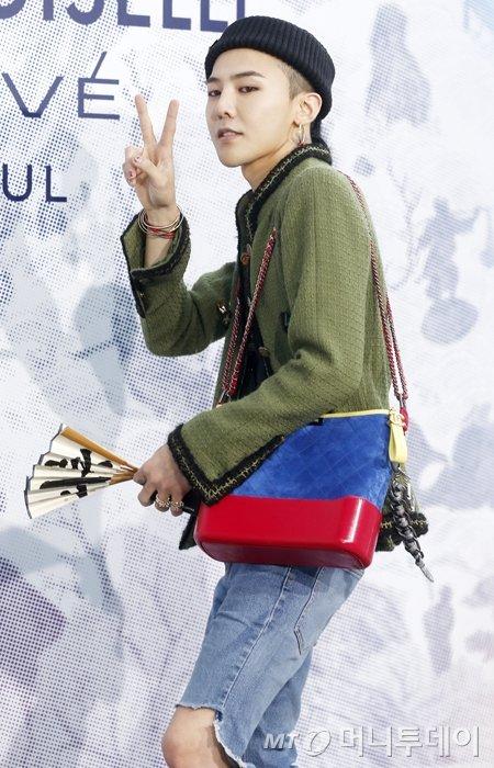 [★화보]지드래곤-씨엘, 그들만의 넘사벽 스타일링