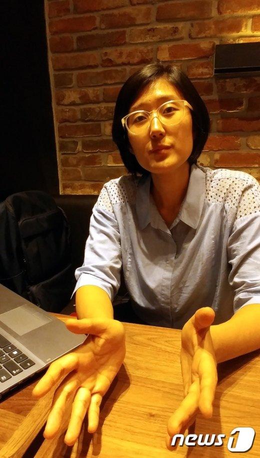 조성실 '정치하는엄마들' 공동대표© News1