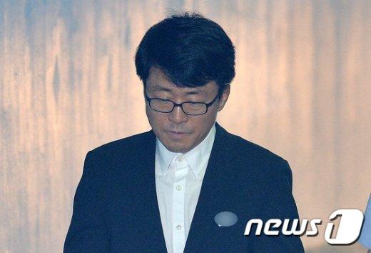 [사진]'정유라 특혜' 이대 류철균 교수 징역 1년에 집행유예 2년