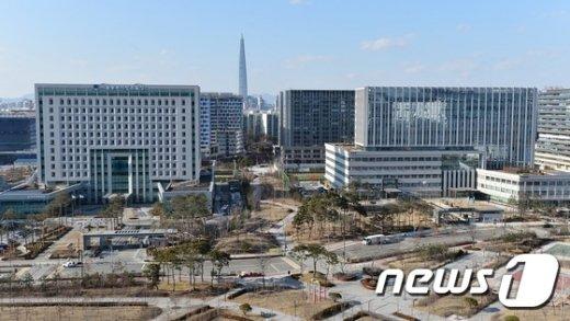 (서울동부지법 전경)  © News1 민경석 기자