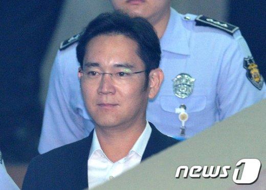 이재용 삼성그룹 부회장© News1 박지혜 기자