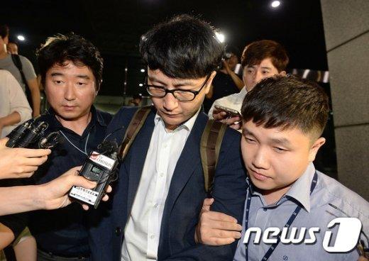 이준서 전 최고위원. 2017.7.12/뉴스1 © News1 박세연 기자