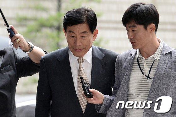 원세훈 전 국가정보원장. /뉴스1 © News1 민경석 기자