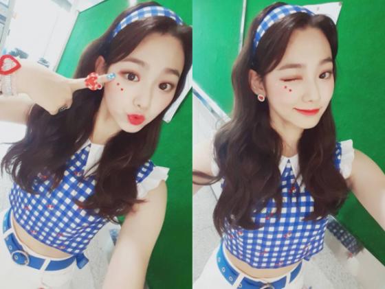 /사진=구구단 공식 인스타그램