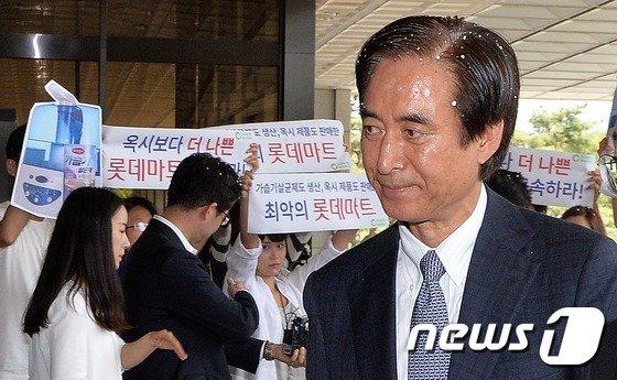 노병용 전 롯데마트 대표. /뉴스1 © News1 박지혜 기자