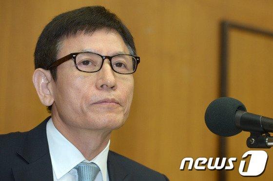 김시곤 전 KBS 보도국장 . 2014.5.9/뉴스1