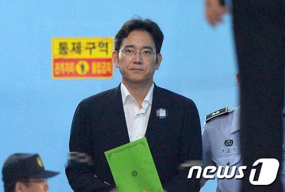 이재용 삼성전자 부회장. /뉴스1 © News1 구윤성 기자