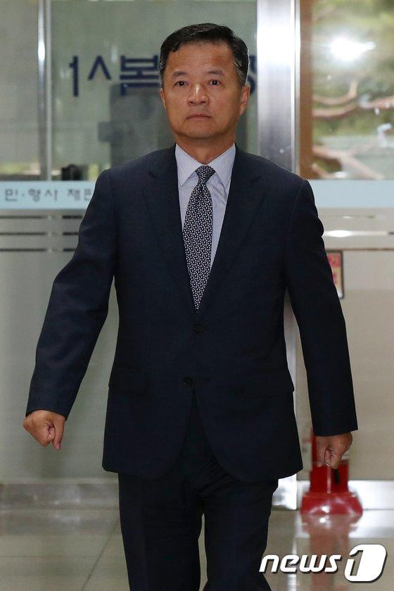 [사진]유재경 전 주미얀마대사, '최순실 인사' 의혹은?