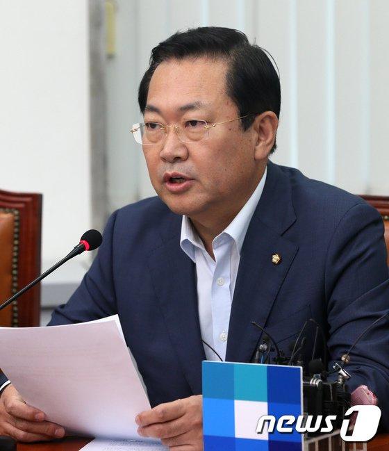 박남춘 더불어민주당 의원. © News1 이동원 기자