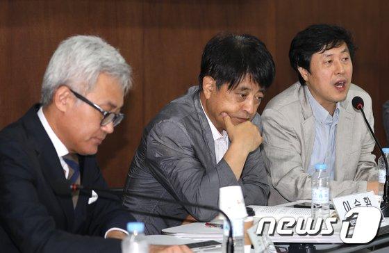 [사진]참여연대, '북한의 핵과 미사일 개발에 어떻게 대응할 것인가'
