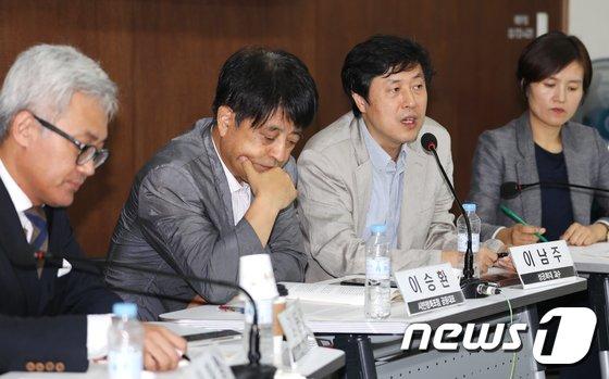 [사진]참여연대 '文정부 외교안보정책 토론회'