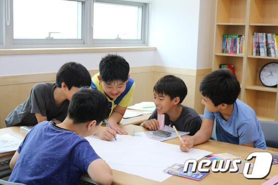 서초교육지원센터 특강 수업 모습(서초구 제공)© News1