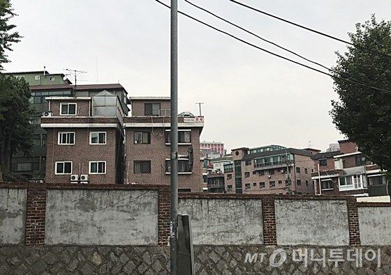서울 동작구 흑석동 소재 중앙대학교 인근 원룸촌. /사진=신현우 기자
