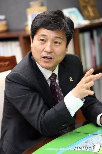 김영배 성북구청장(성북구 제공) 2017.1.24© News1