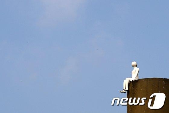 [사진]'안녕, 푸른 하늘'