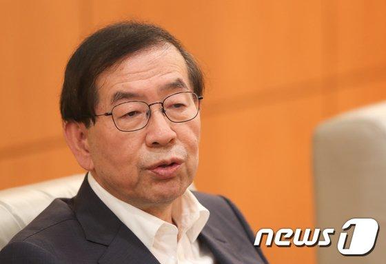 [사진]국정원개혁위, MB정부 국정원 '박원순 제압문건' 발표