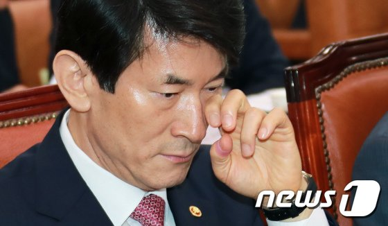 김용헌 헌법재판소사무처장 2017.8.23/뉴스1 © News1 이동원 기자