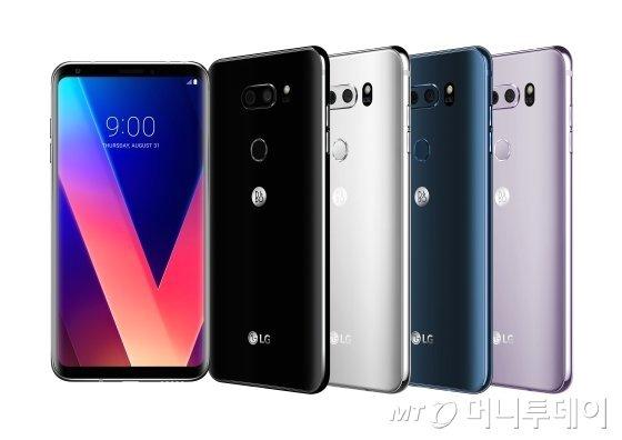 LG V30/사진제공=LG전자