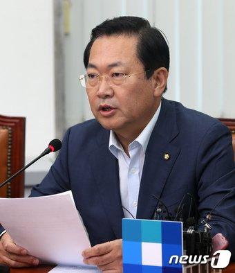 박남춘 더불어민주당  의원  © News1 이동원 기자