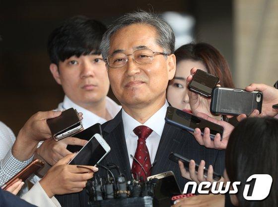 추명호 전 국정원 국장. /뉴스1 © News1 신웅수 기자