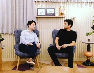(왼쪽부터) 이남수, 김홍균 링커블 대표/사진제공=(주)링커블