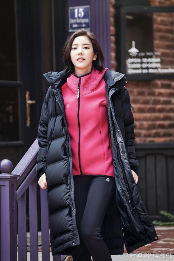 배우 손담비 /사진제공=와일드 로즈