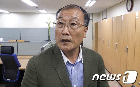김재철 전 MBC사장. (MBC노조 제공) 2017.9.5/뉴스1