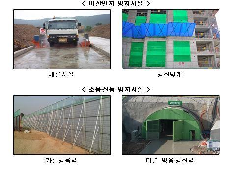 환경오염방지시설 설치 사례 /사진제공=국토교통부