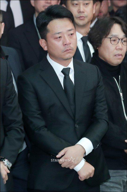 [포토is…]故 김주혁, 영원히 잠들다