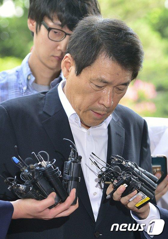 이군현 자유한국당 의원. /뉴스1 © News1 신웅수 기자
