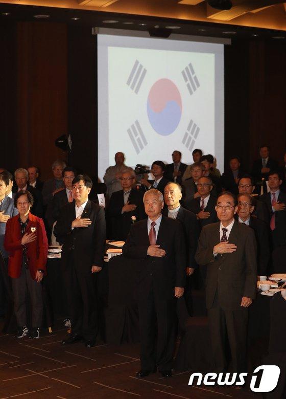 [사진]3·1운동 100주년 준비 민족대표 보고회