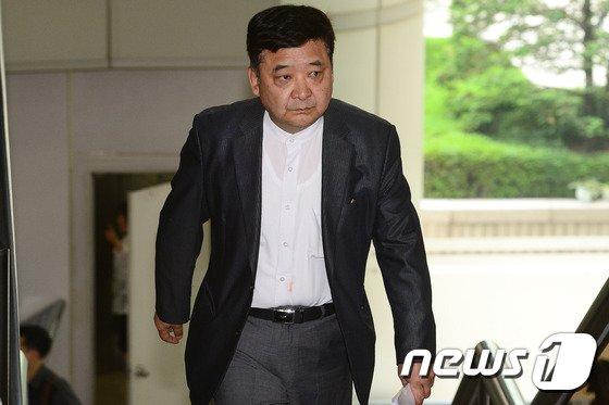 정광용 탄기국 대변인. © News1 임세영 기자