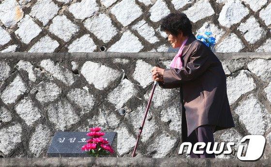 [사진]제66주기 함양산청사건 양민희생자 합동위령제