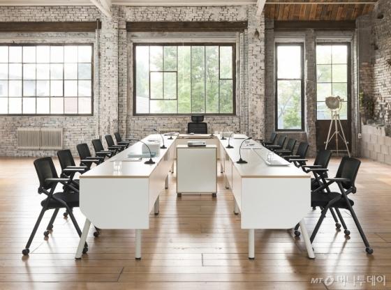 현대리바트, 회의실 꾸밈 특화 '리바트하움' 출시