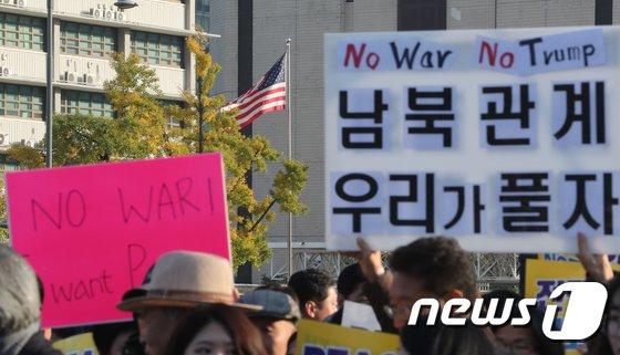 [사진]'남북관계' 우리가 풀자