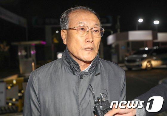[사진]김재철 전 MBC 사장, 구속영장 기각